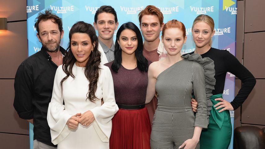 """Riverdale""-Stars auf dem Vulture Festival in New York"