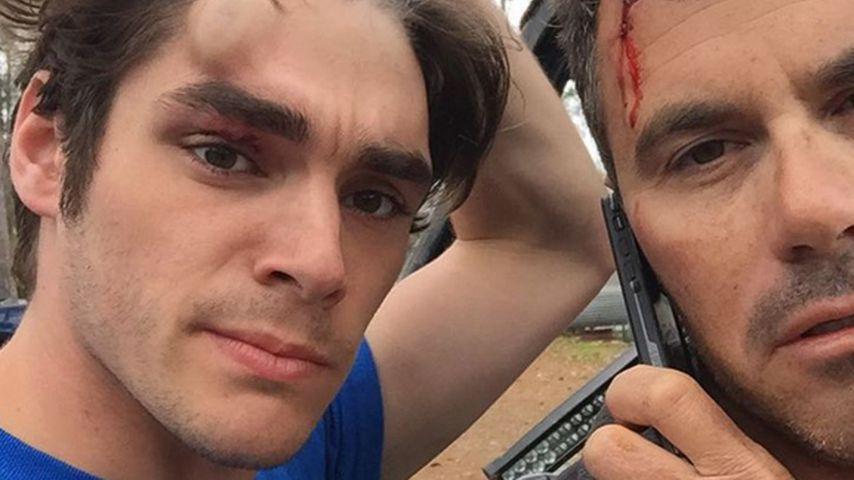 """""""Breaking Bad""""-Star RJ Mitte: Bei Unfall mit Quad verletzt"""