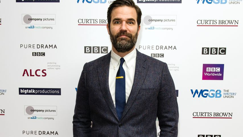 Rob Delaney bei den Writers Guild Awards 2016 in London