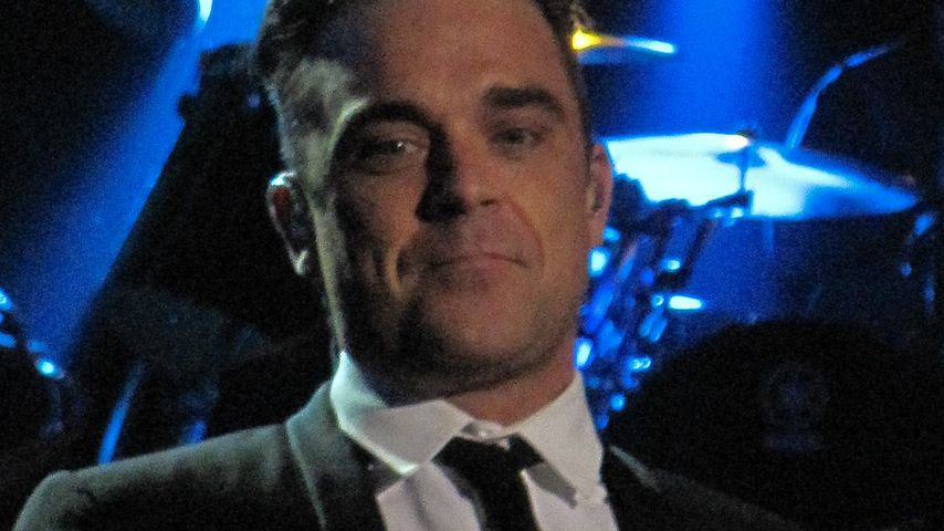 Zum 8. Mal in Folge! Robbie Williams auf Platz 1