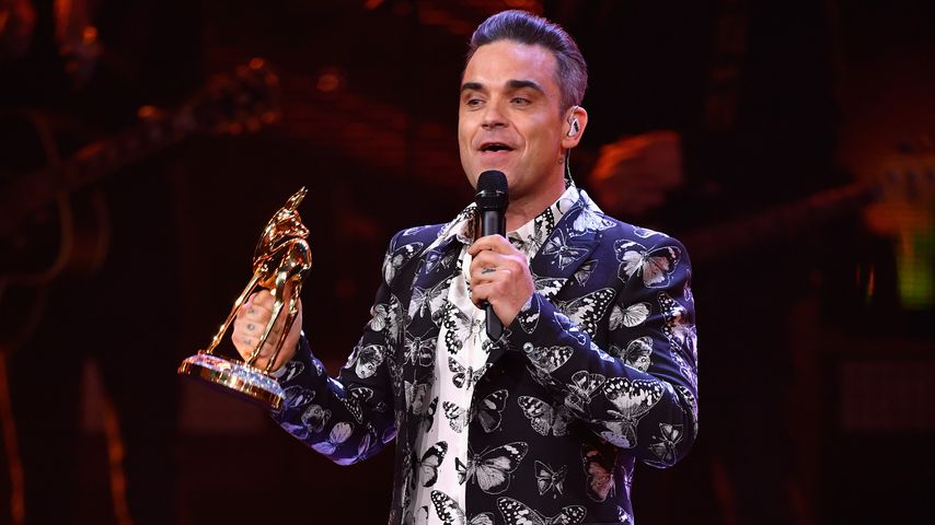 Robbie Williams Schwul