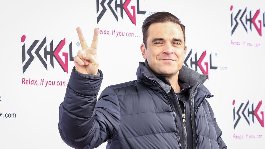 Unterhose von Robbie Williams wird versteigert