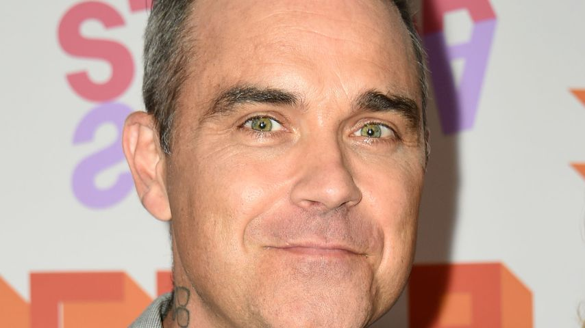 Robbie Williams bei der Stella McCartney Herbst-Kollektion in Hollywood