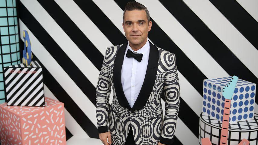 Robbie Williams bei den Aria Awards in Sydney im November 2016
