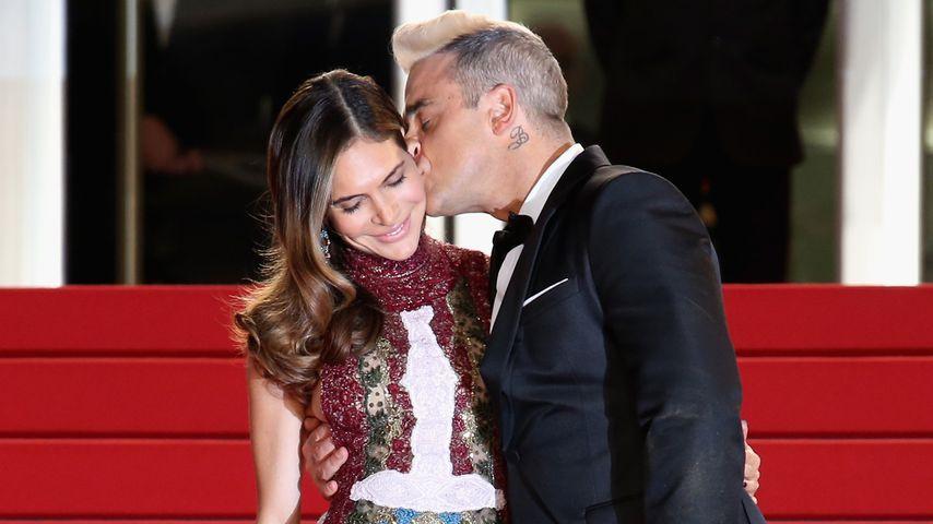 Wie bitte? Robbie Williams und Ayda Field haben keinen Sex