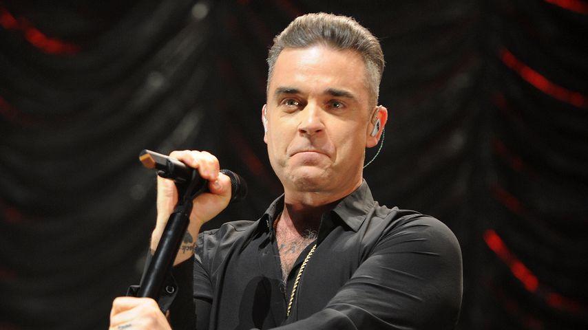 """Fans entsetzt? Robbie Williams singt """"Angels"""" nie mehr live"""