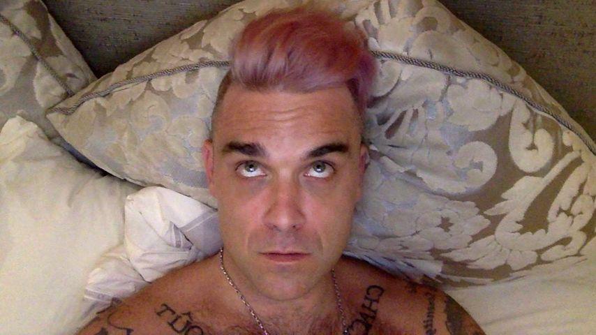 """Fieser """"Transen-Diss"""": Robbie Williams teilt aus!"""