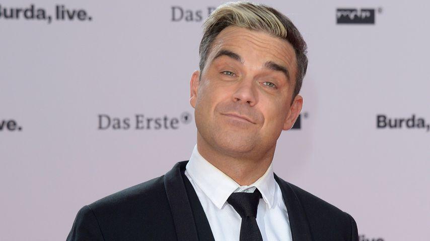 Robbie Williams, Sänger