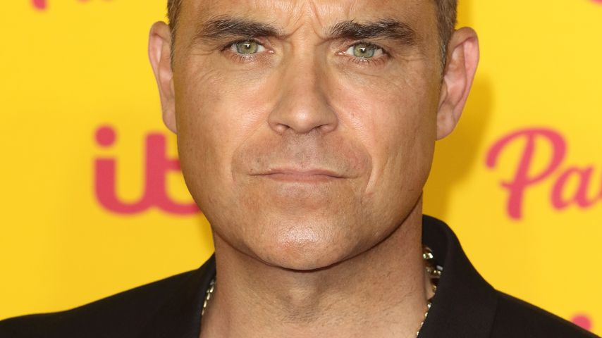 Robbie Williams' Sohn (4) hatte gesundheitliche Probleme!