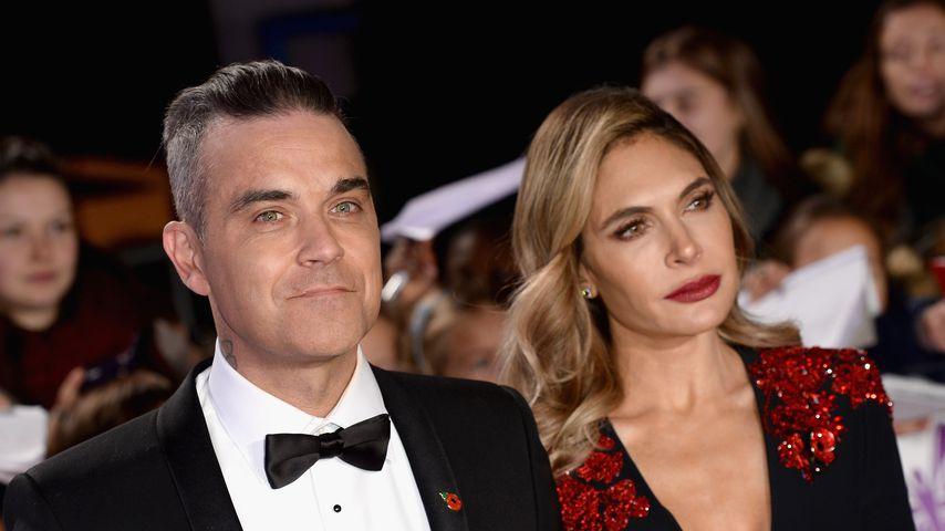 Rückfall-Panik: Fan gab Robbie Williams aus Versehen Bier!