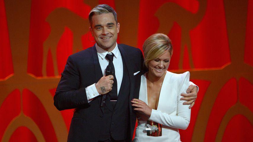 Robbie Williams hat eine Schwäche für Helene Fischer