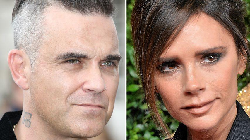 Wie Robbie Williams: Vic Beckham hatte Quecksilbervergiftung