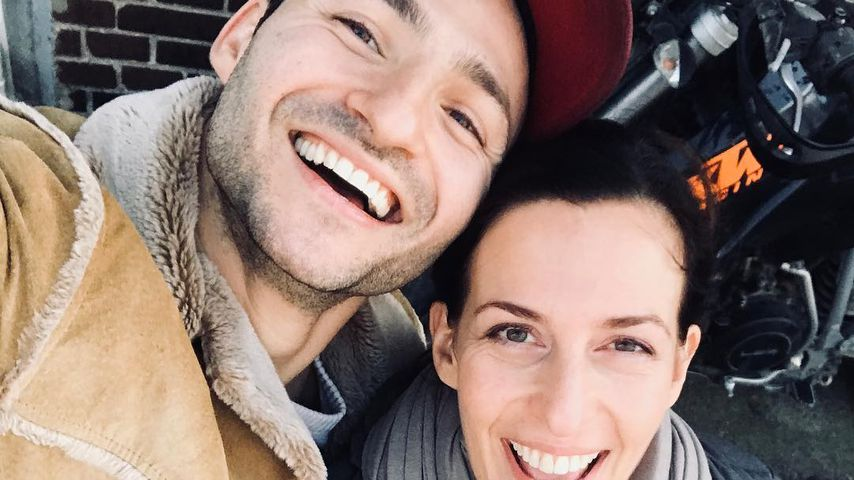 Robert Beitsch und Ulrike Frank im März 2019