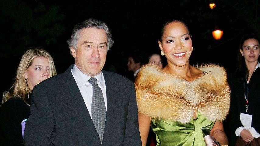 Robert De Niro und Grace Hightower in New York