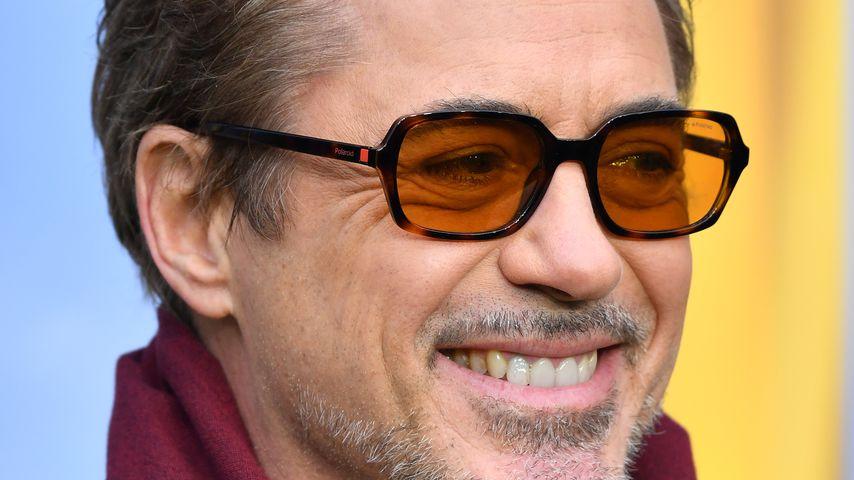 "Robert Downey Jr. beim ""Dr. Dolittle""-Screening in London im Januar 2020"