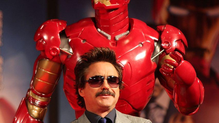 Cool! Robert Downey Jr. zeigt 1. Foto vom Filmset