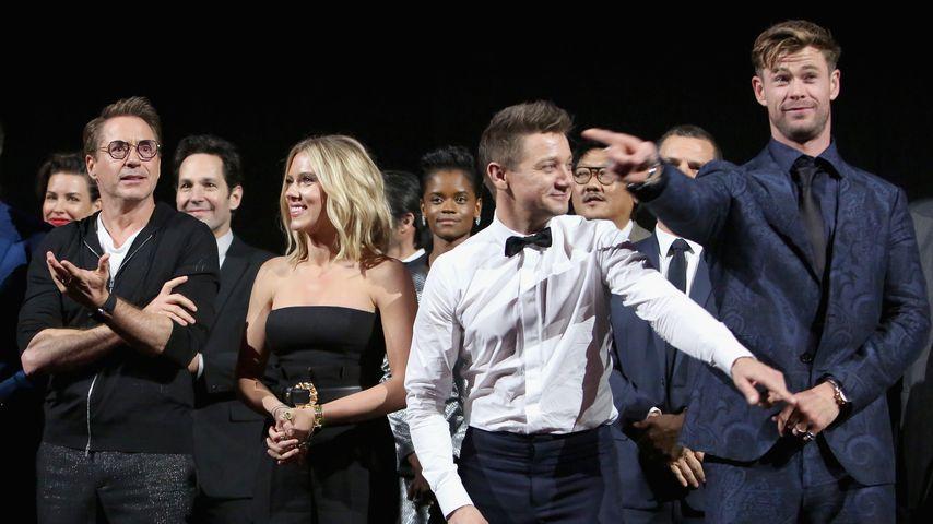 """Scarlett Johansson: Schreck der """"Avengers""""-Frauen"""