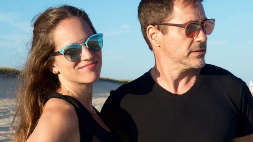 Romantisch! Robert Downey Jr. glücklich über 10 Jahre Ehe