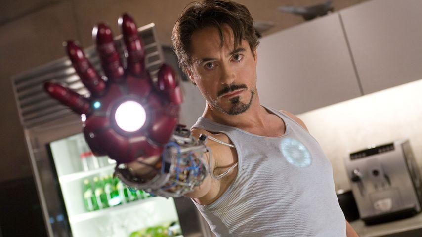 """Robert Downey Junior in einer Szene von """"Iron Man"""""""
