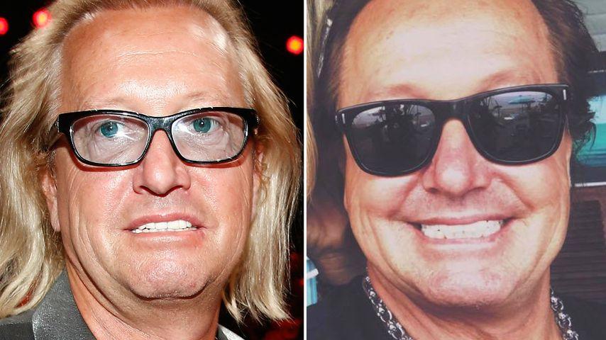 Wieder neuer Look: TV-Proll Robert Geiss hat die Haare ab!
