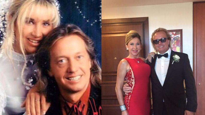21. Hochzeitstag: So sahen Robert & Carmen Geiss 1994 aus