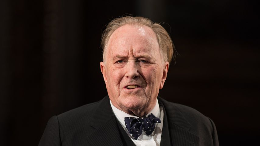 Robert Hardy, UK-Schauspieler