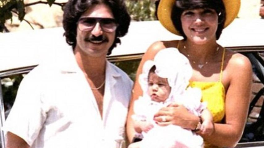 Robert Kardashian Sr., Kris Jenner und Khloe Kardashian