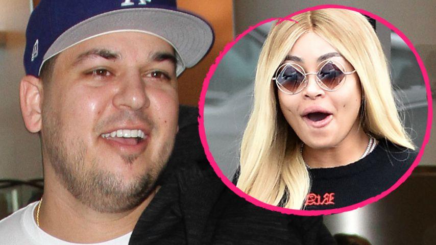 Nach Trennungs-Drama: Rob Kardashian will Blac Chyna zurück!