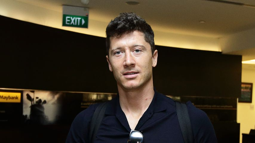 robert lewandowski studium