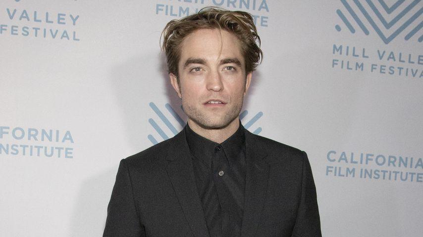 Robert Pattinson, Oktober 2019