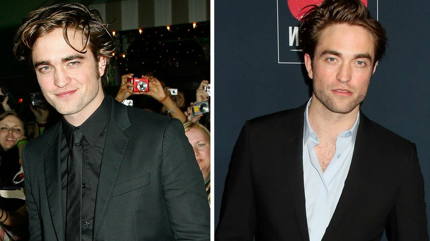 """Robert Pattinson: Vom """"Twilight""""-Schnuckel zum """"Batman""""-Star"""