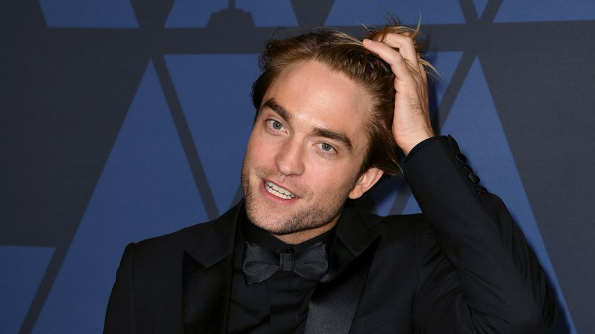 Robert Pattinson im Oktober 2019