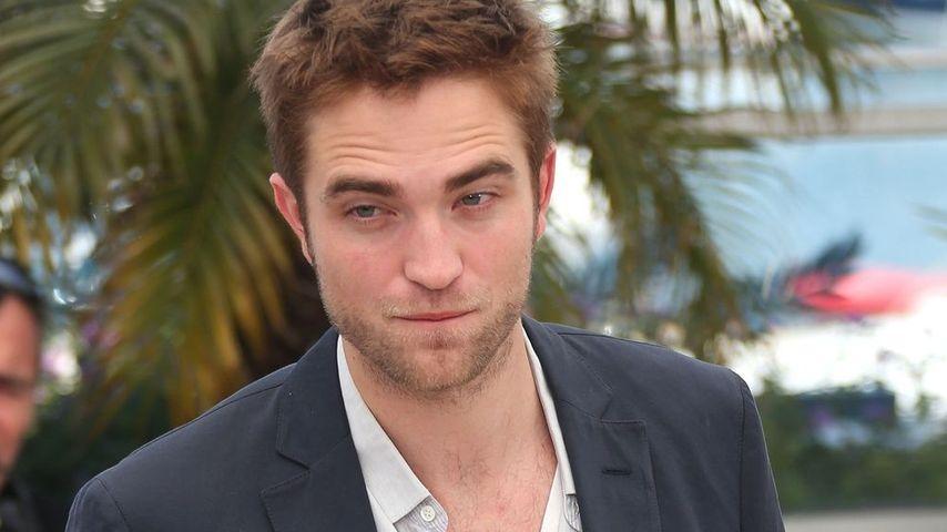 Robert Pattinson: Die Paparazzi sind Arschlöcher!