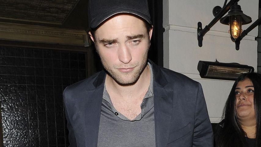 Ausgezogen! Robert Pattinson packt seine Koffer