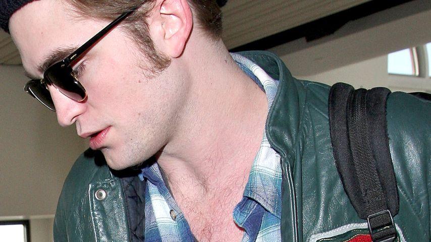 Robert Pattinson: Jede Rolle kann die letzte sein!