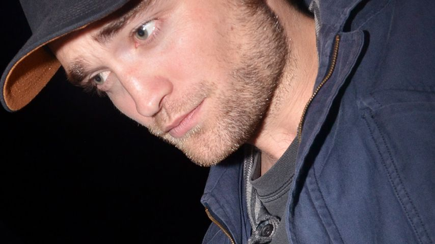 Robert Pattinson: Nur noch entsetzt von Kristen!