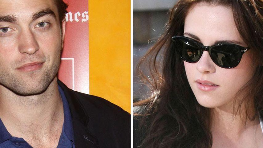 Robert Pattinson zusammen mit Kristen gesichtet!