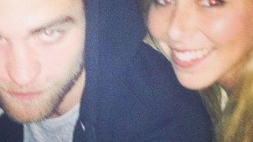 Robert Pattinson: Ist das seine neue Freundin?
