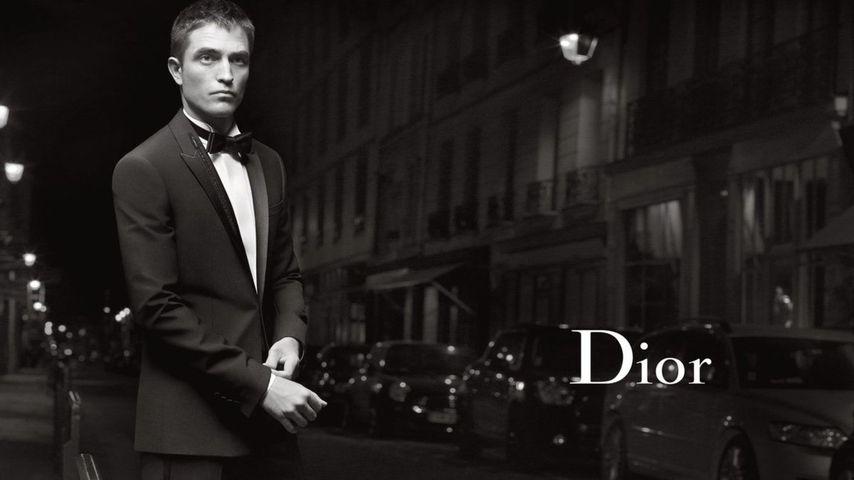 Verliebt in Paris! Robert Pattinson als heißer Gentleman