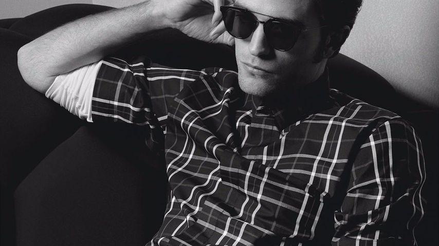 Endlich wieder hot! Robert Pattinson modelt für Dior