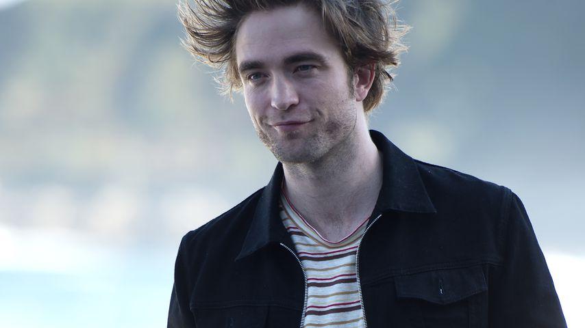 Robert Pattinson beim San Sebastian Film Festival im September 2018