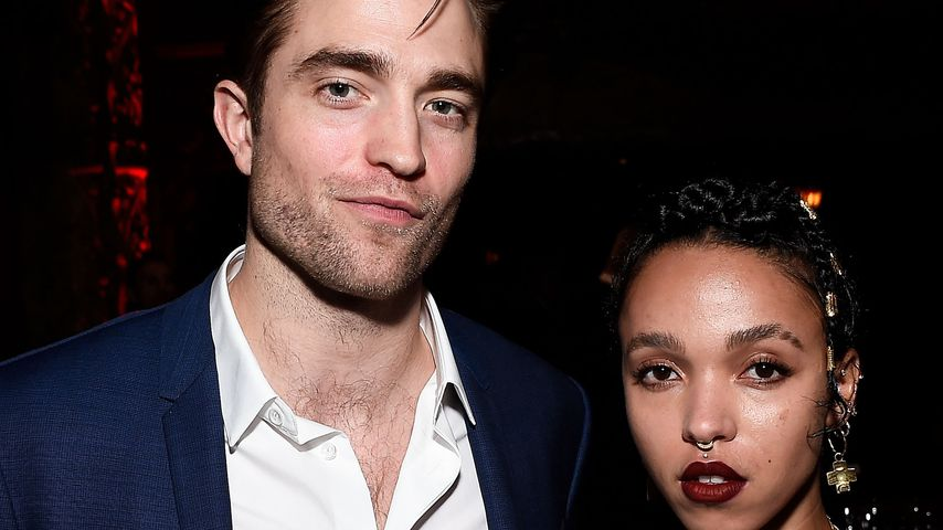 Robert Pattinson und FKA Twigs bei der L.A. Dance Annual Gala