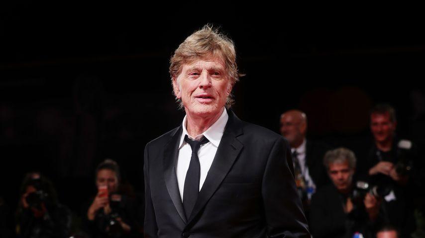 Robert Redford beim Venice Film Festival 2017