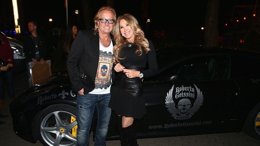 Robert und Carmen Geiss im März 2016