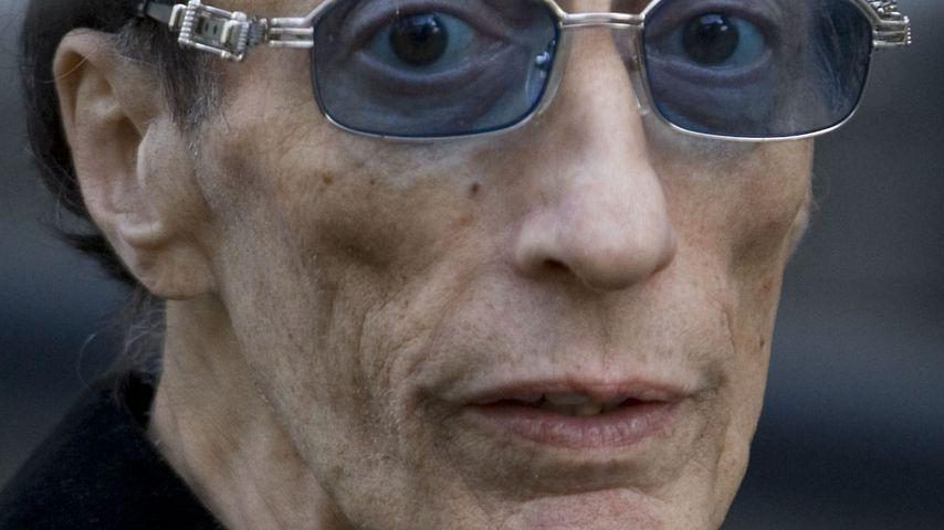 Robin Gibb: Kritischer Zustand nach Koma-Erwachen