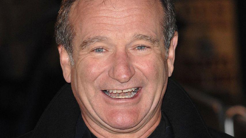 Nackter Po! Robin Williams (✝63) sorgte am Set für Lacher