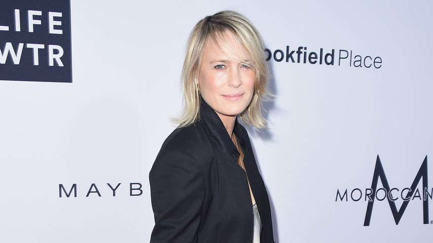 """House of Cards""-Hauptdarstellerin Robin Wright"