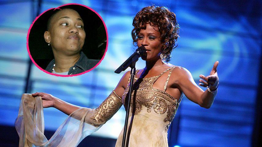Liebesdrama: Hatte Whitney Houston Affäre mit Assistentin?