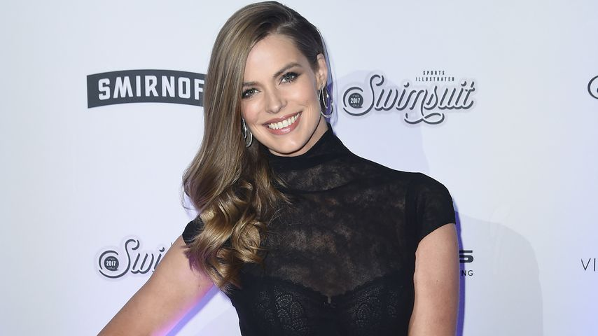 Plus-Size-Model Robyn Lawley ist schwanger