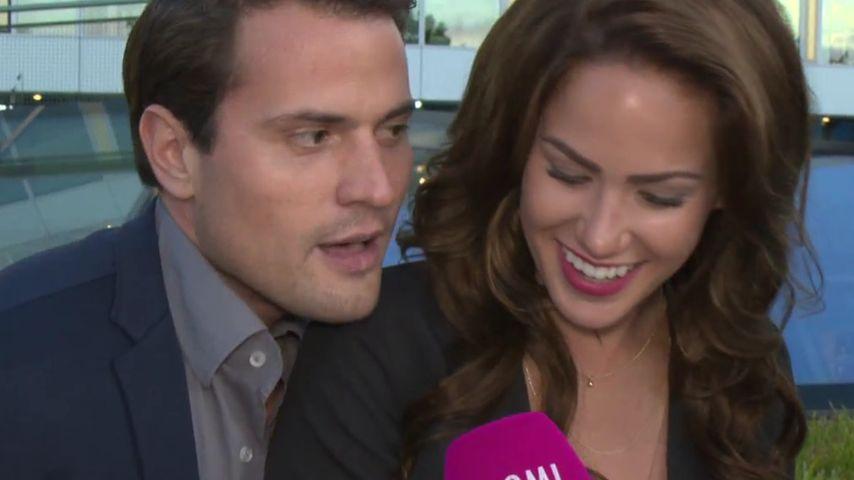 Nach Liebes-Aus: Rocco Stark crasht Angelinas Interview!